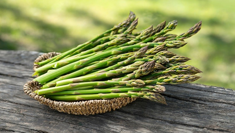 Nutritional Facts Of Asparagus
